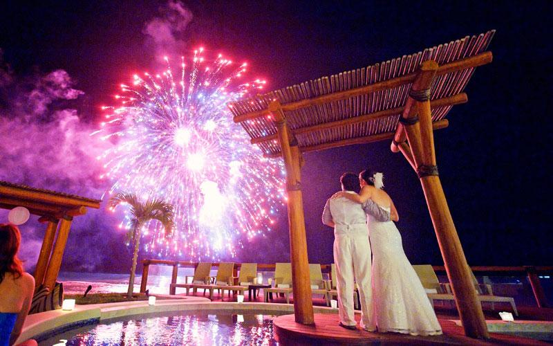 Pyrogandalf, un cielo di Magie - Spettacoli pirotecnici per matrimoni
