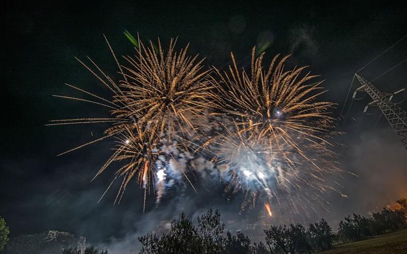 Pyrogandalf, un cielo di Magie - Spettacoli pirotecnici TECNO